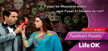 Tumhari Pakhi 17th April 2014