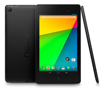 Google Nexus 7 Second Edition