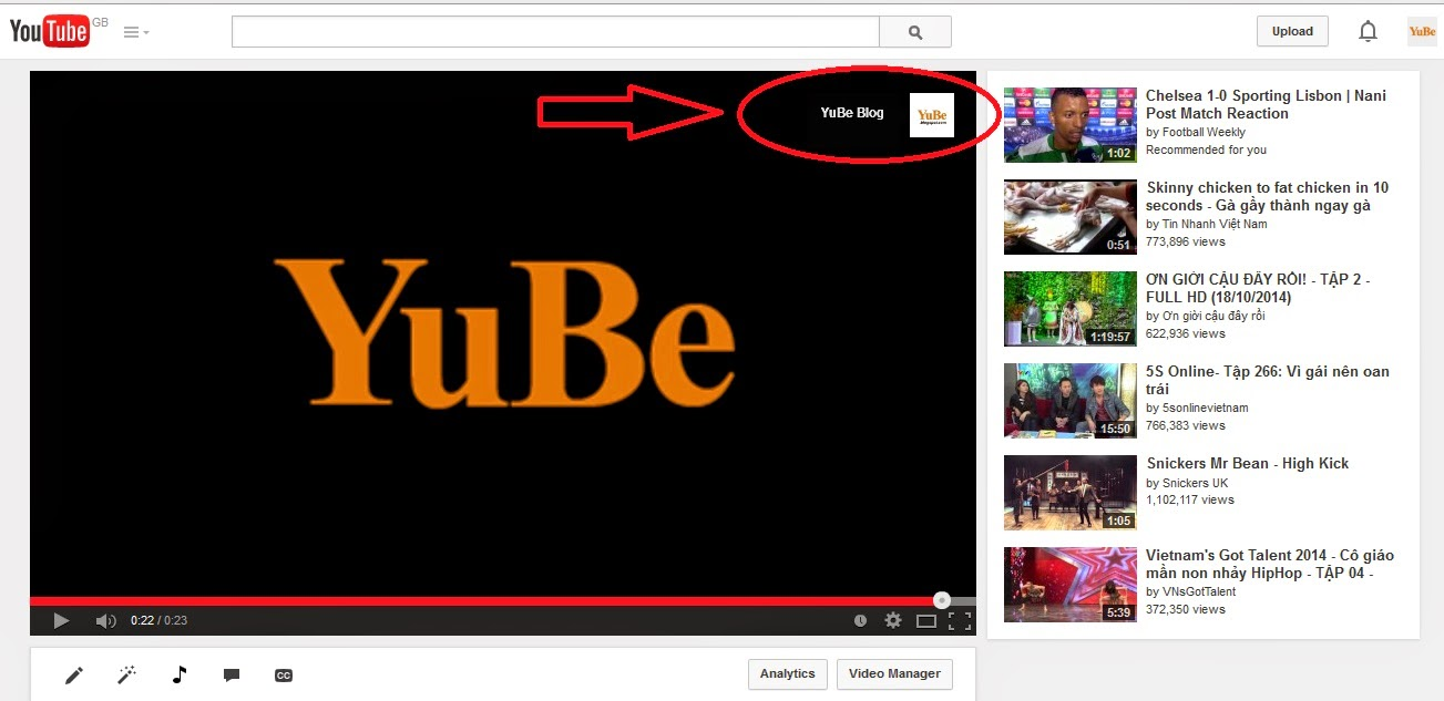 Add Subscribe Button To Your Videos