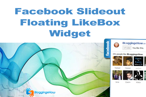 Facebook Slideout Floating LikeBox