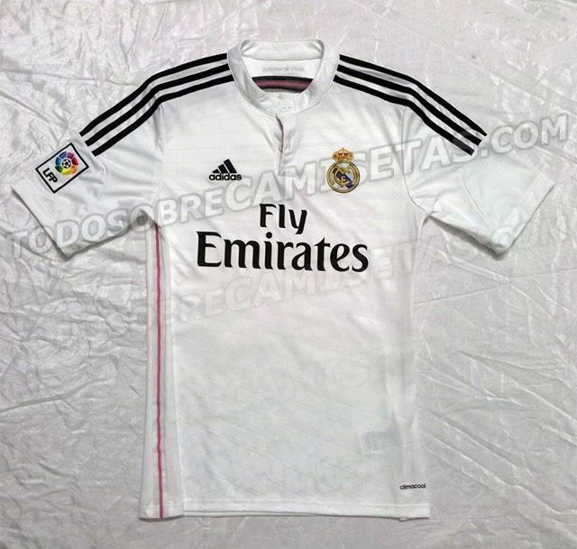 6768071c5e76b Así serían las nuevas Equipaciones Adidas del Real Madrid 2014 2015