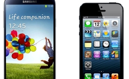 iPhone 5 Consumes Twice Galaxy S4