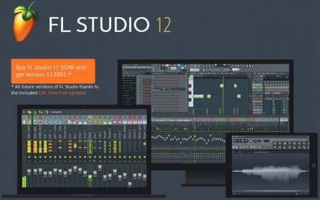 fl studio 12 full mega 64 bits español crack