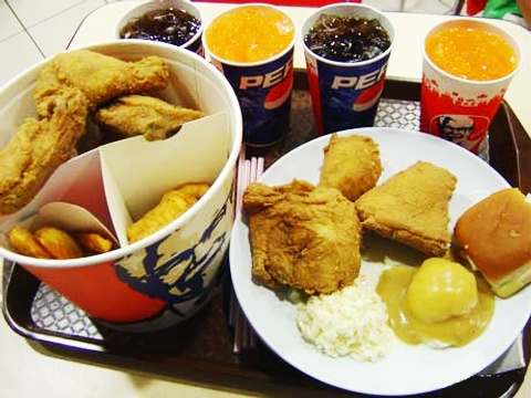 Aji Raksa Asal Muasal Tentang Makanan Cepat Saji