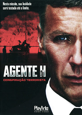 Agente H: Conspirao Terrorista - DVDRip Dual udio