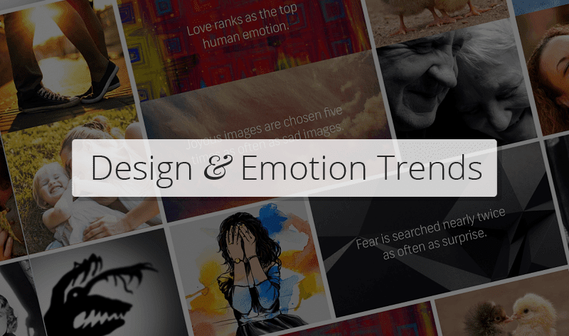 Design And Emotion Trends 2015 - #infographic