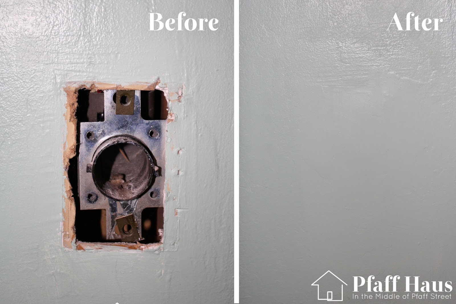 How to repair large hole in drywall - How To Patch A Large