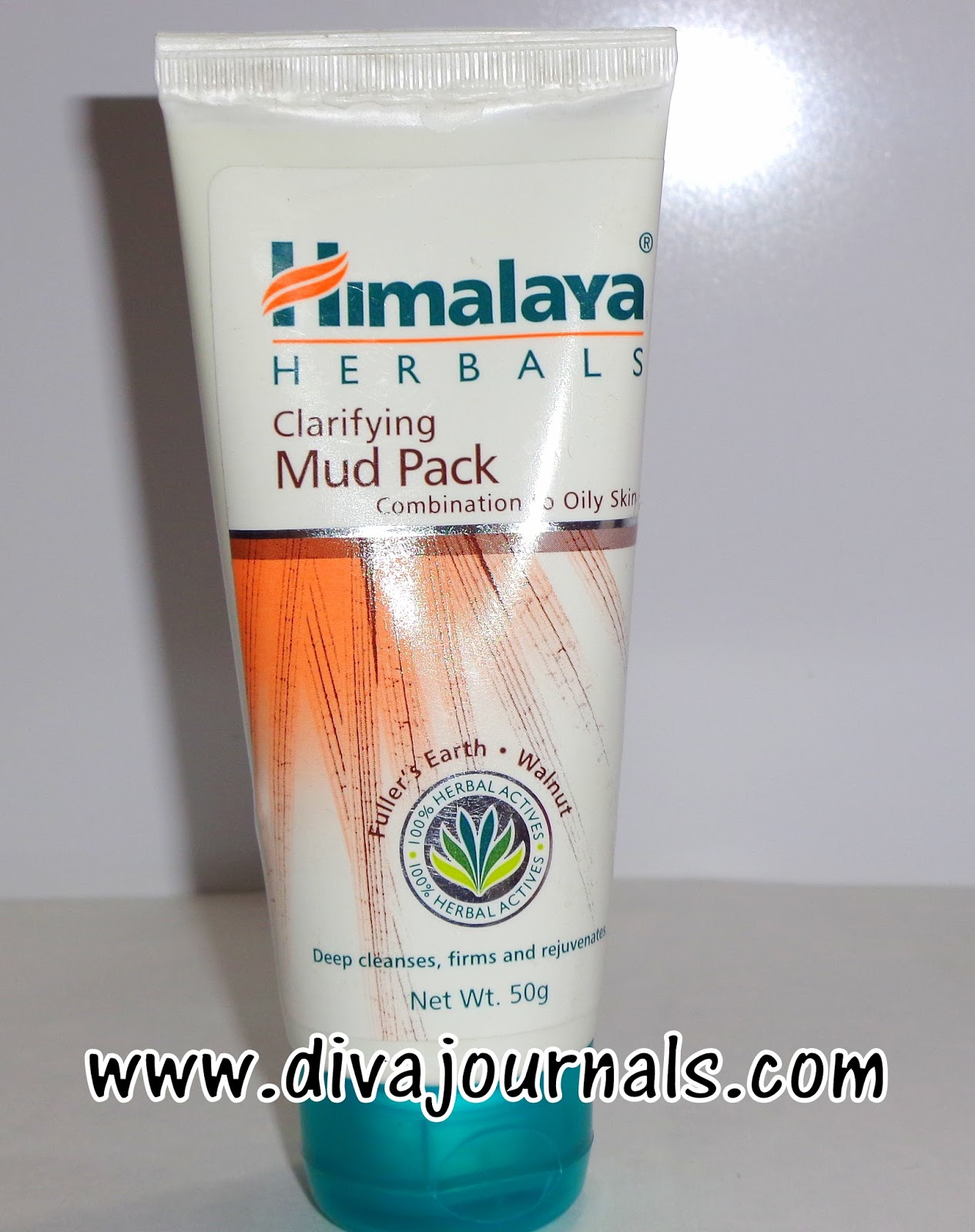 Himalaya Herbals Clarifying Mud Pack Review