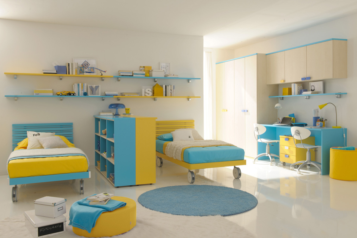 Bedroom designer for kids - 1 Nice Bedroom Design For Kids