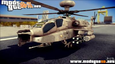 SA - AH64 Apache MOHW