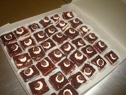 Opera Slice Cakes