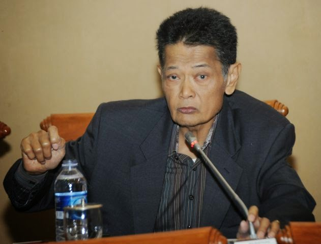 Anggota DPR Sutan Sukarnotomo Wafat
