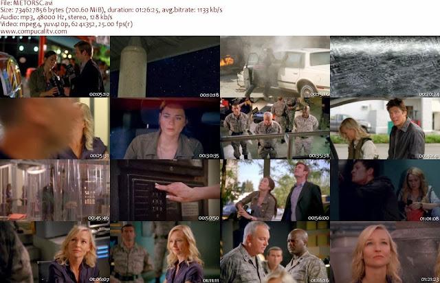 Meteor Storm DVDRip Español Latino Descargar 1 Link