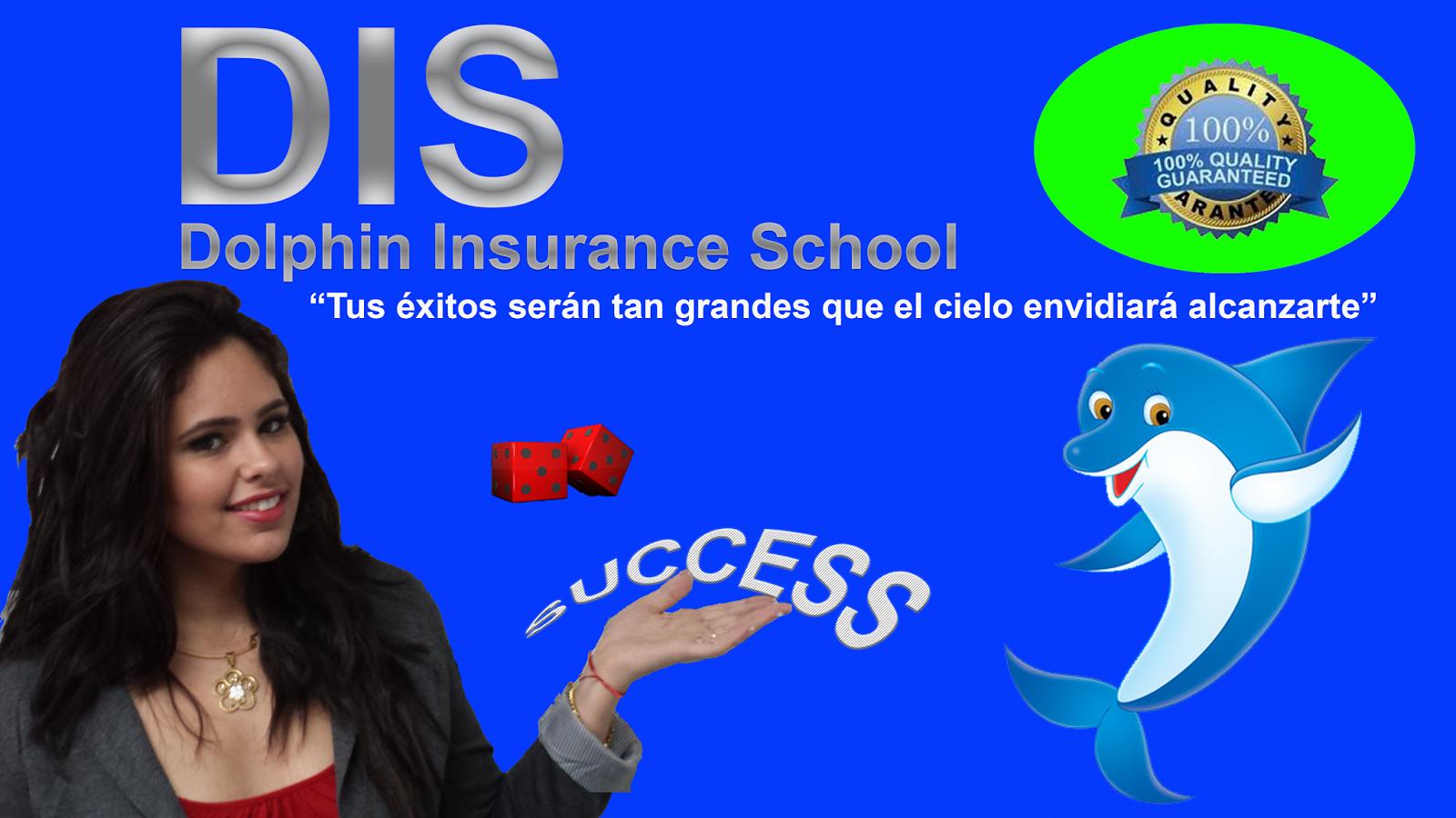 matricular en dolphin insurance school