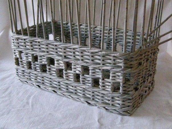 Шахматное вязание крючком 189