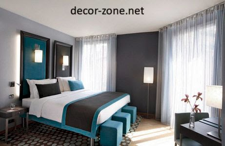 Gray Blue Bedroom Ideas blue bedroom ideas, designs, furniture, accessories, paint color