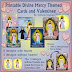Divine Mercy Themed Valentines! Great for Boys and Girls and Teachers, too!