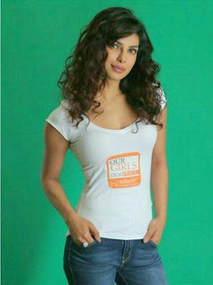 Priyanka Chopra's photoshoot for Our Girls Our Pride