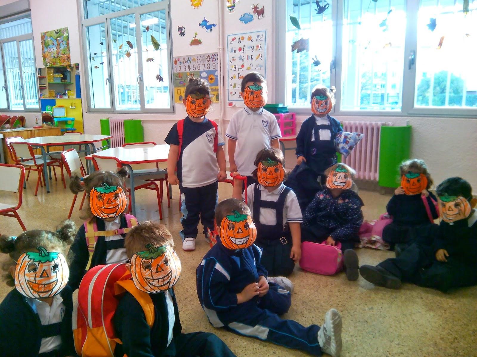 Colegio amor de dios burlada happy hallowen - Colegio amor de dios oviedo ...