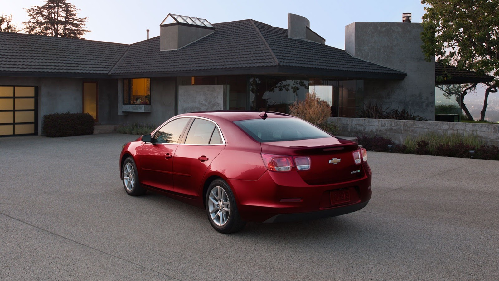 Updated 2014 Chevrolet Malibu to Provide More Rear Space as Well