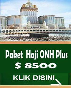 Paket Haji Plus 2015 Aida Tourindo