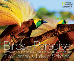 Birds of Pradise Book Cover