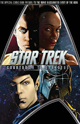 STAR TREK:COUNTDOWN TO DARKNESS