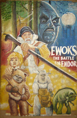 Hand Painted Movie Posters From Ghana Seen On www.coolpicturegallery.us