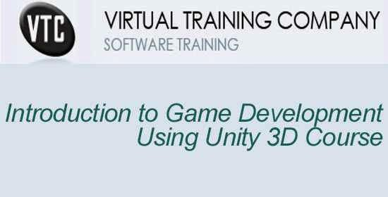 VTC – Introduction to Game Development Using Unity 3D Course