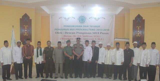 PKS Kalteng mendukung Peran Dan Kiprah Ulama untuk Pembangunan Masyarakat