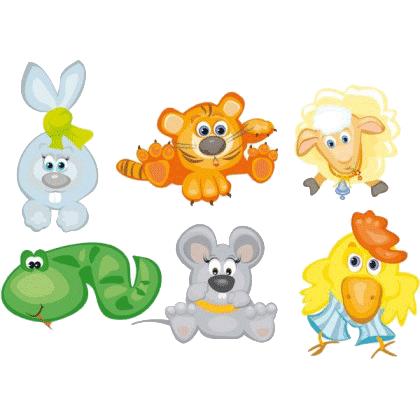 animalitos para bebes