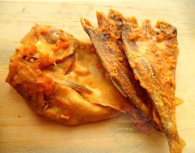 Keripik Ikan Bilis