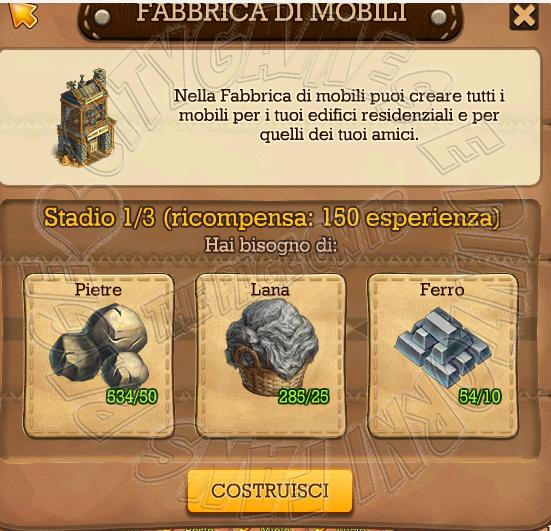 Fans di citygames il blog klondike fabbrica di mobili - Fabbrica di mobili in romania ...