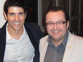 Antonio Carlos Gomes e Reinaldo Gianecchini