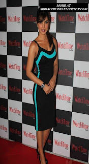 Priyanka at Watchtime Mag launch