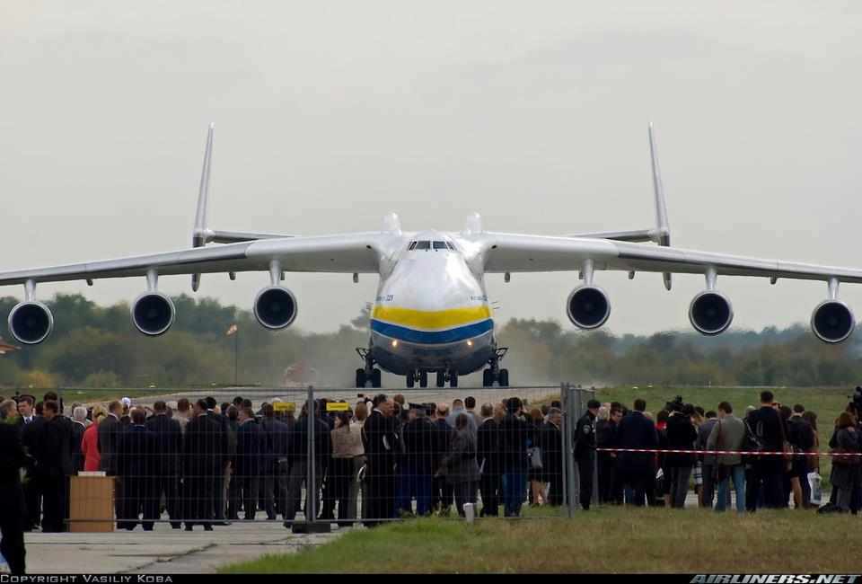Biggest Airplane In The World 2013