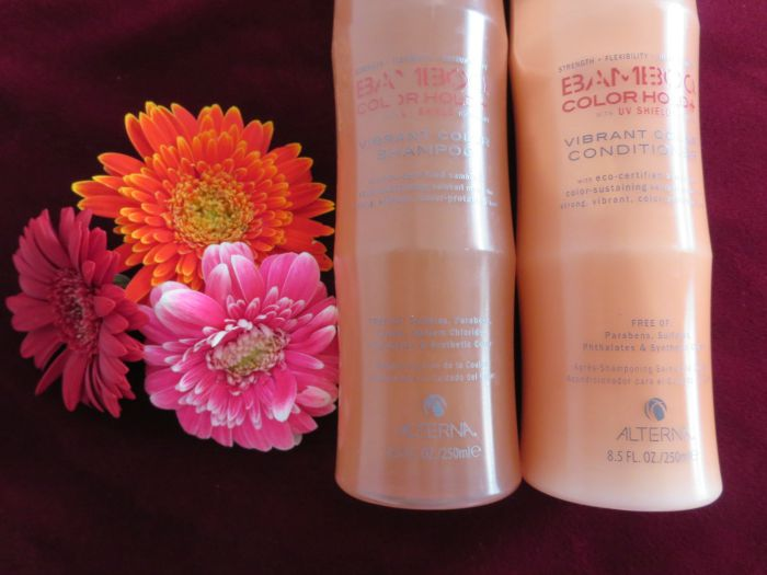 Alterna Bamboo Color Hold + Shampoo & Conditioner