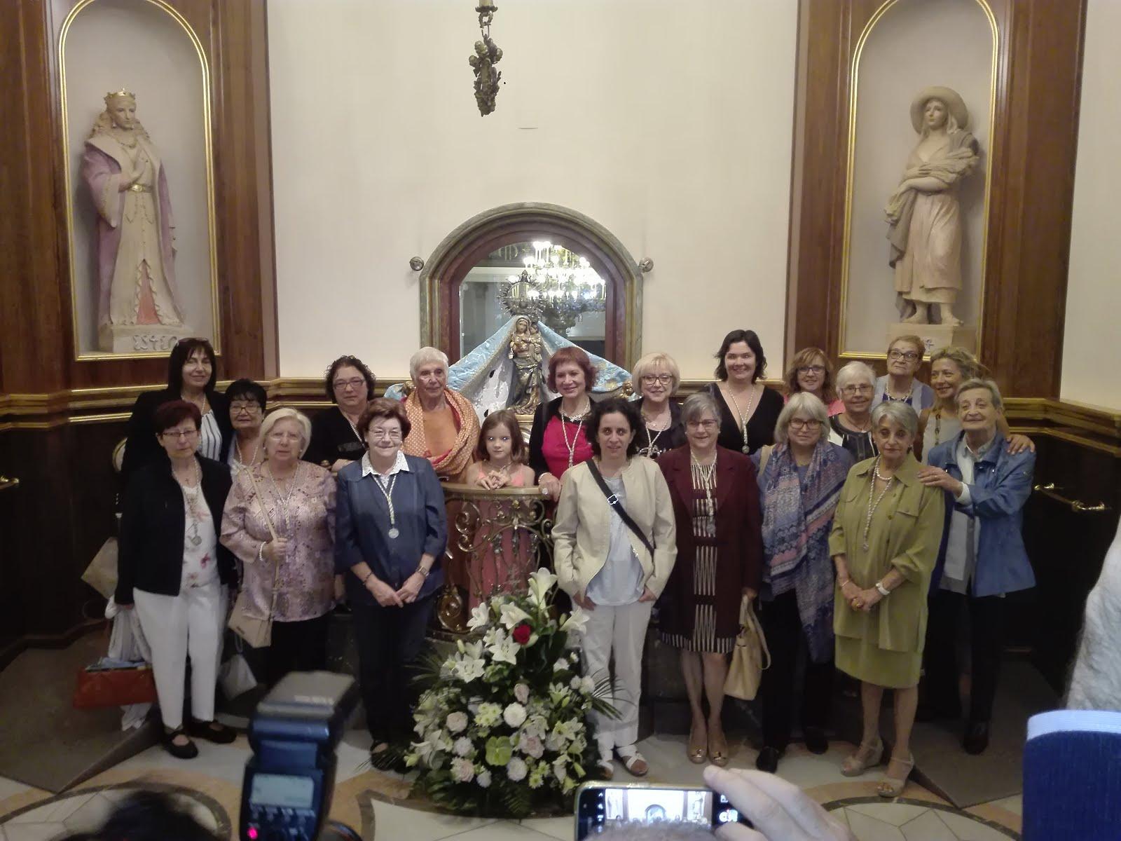 Peregrinació del Grup Cultural Misericòrdies