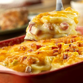 Country Scalloped Potatoes Recipe