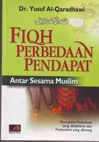 fiqih perbedaan pendapat rumah buku iqro buku islam