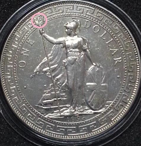 Trade Dollar World Coins Collection British Empire