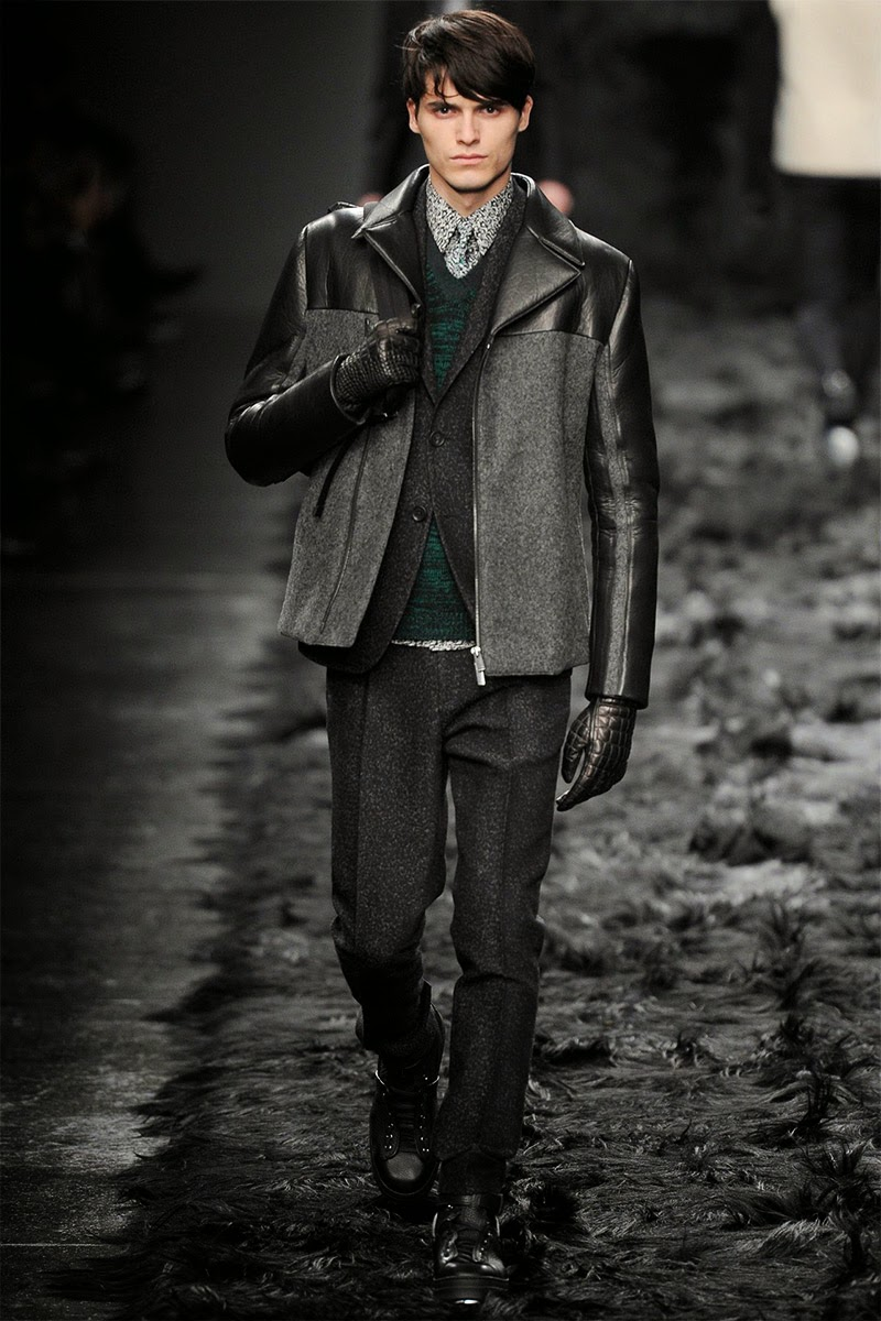 Fendi Fall/Winter 2014 - Milan Fashion Week #MFW