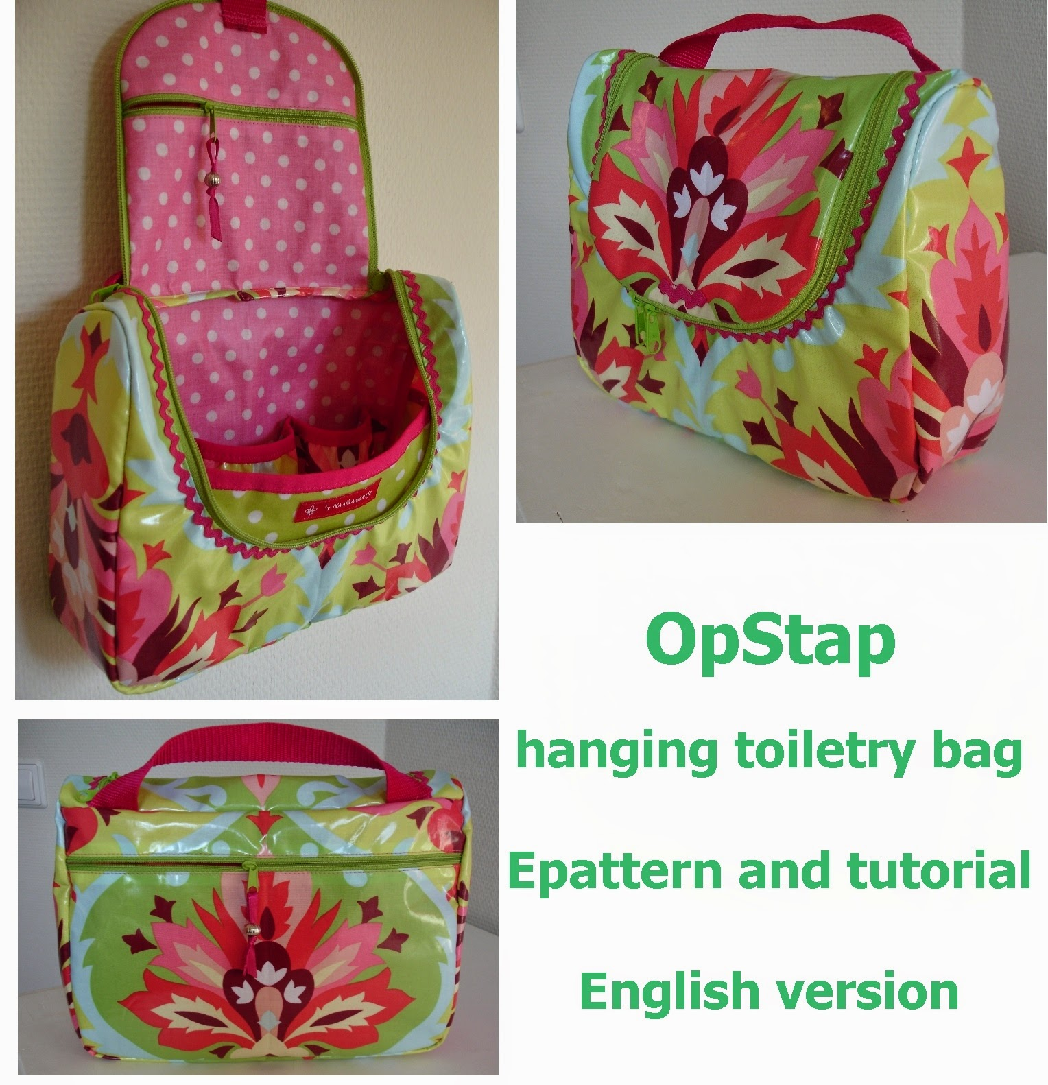 OpStap - english pattern