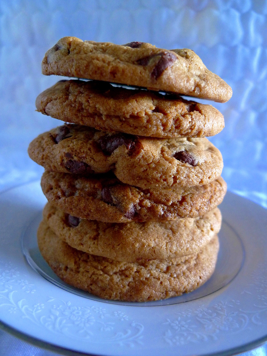 Sweet As Sugar Cookies Ultimate Stand Mixer Chocolate Chip Cookies