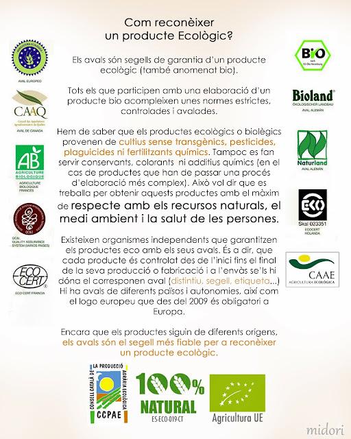 Etiquetes ecològiques