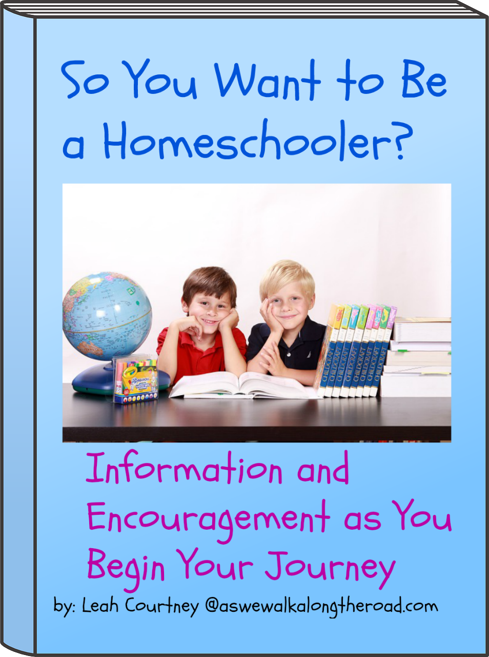 Get Support and Encouragement for Your Homeschooling Journey