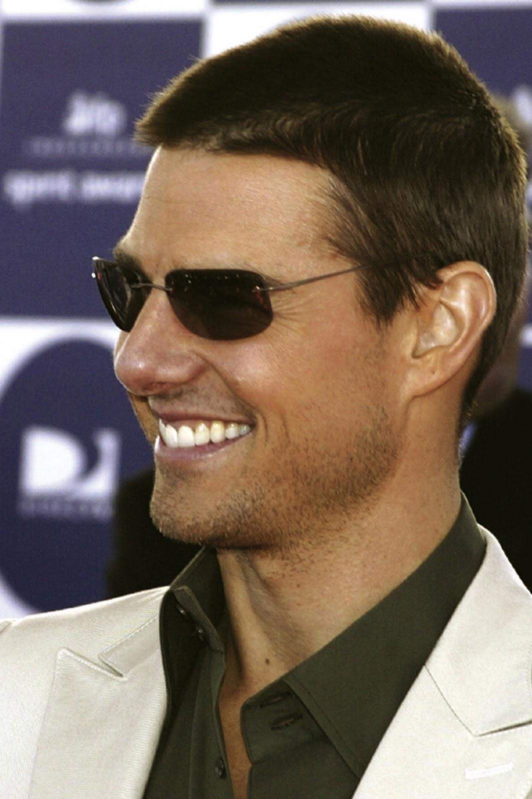 Beauty39s Blog Tom Cruise Hairstyles The Sleek Style Of Tom Cruise