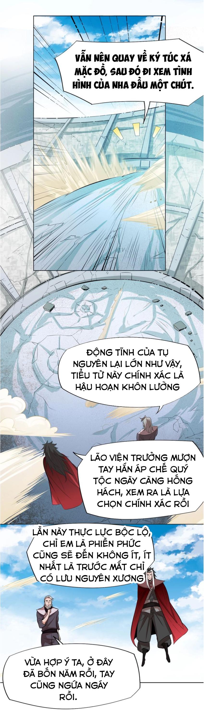 Ngự Thiên Thần Đế Chapter 18.5 video - Hamtruyen.vn