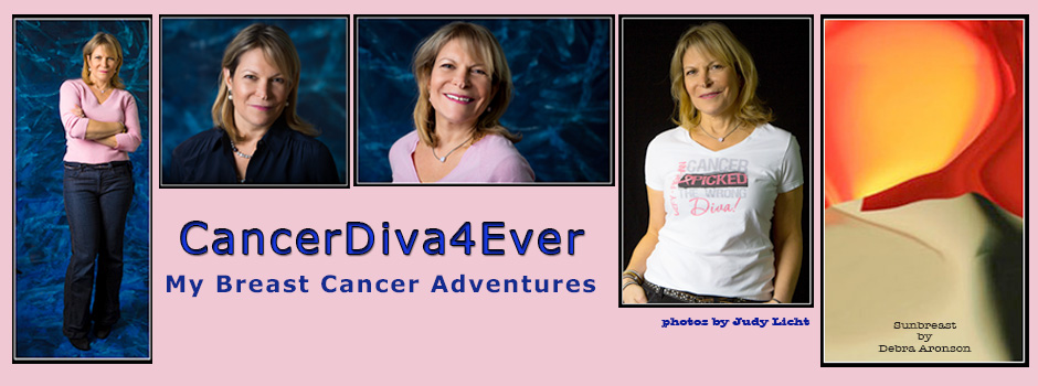 Cancer Diva 4 Ever