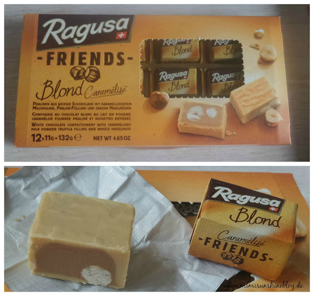 Ragusa Friends Blond Caramilisé